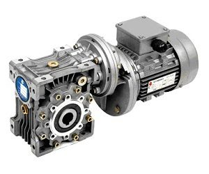 цилиндро-червячный мотор-редуктор